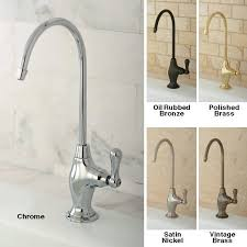 filter faucets kitchen kb kitchen water filter faucet polished chrome