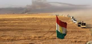 Kurdish Flag Iraqi Kurdistan Mosul And Beyond