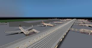 hong kong international airport creative mode minecraft java