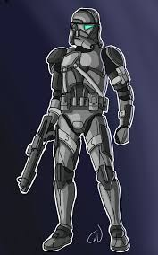 i like the phase 1 armour as senate security before they became