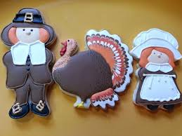 309 best thanksgiving fall cookies images on fall