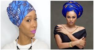 video tutorial turban style how to tie ankara turban gele head scarf video tutorial