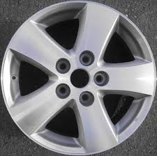 Dodge Journey 2012 - dodge journey 2487ms oem wheel 1ek85trmaa 1ek85pakab