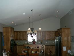 vaulted kitchen ceiling ideas attractive track lighting for vaulted kitchen ceiling with