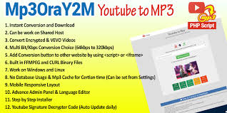 download mp3 from youtube php mp3oray2m youtube to mp3 php multimedia scripts codester