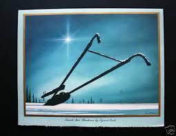 eyvind earle christmas cards 42 best eyvind earle greeting cards images on greeting