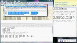wireshark tutorial analysis address resolution protocol arp analysis using wireshark youtube