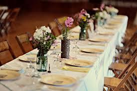 Simple Wedding Reception Table Decorations Ideas Wedding Party