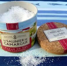 sel de cuisine fleur de sel de camargue 125g the food