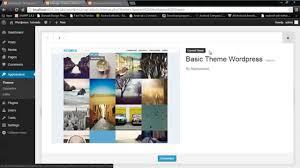 how to convert html theme into wordpress theme youtube