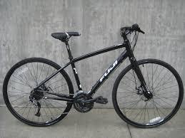 Fuji Comfort Bicycles Fuji Hybrid Bikes For Sale At Classic Cycle Bainbridge Island