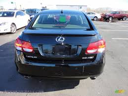 black lexus 2008 2008 lexus gs 460 in obsidian black photo 5 001169 autos of