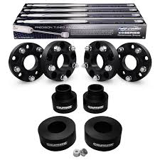 lifted jeep grand cherokee full lift kit shocks u0026 wheel spacers for 99 04 jeep wj