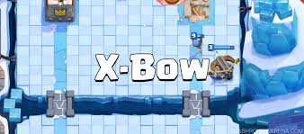 image clash of clans xbow arena 6 x bow control deck clash royale guides