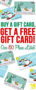 buy a gift card free gift card with purchase at these 80 restaurants the krazy