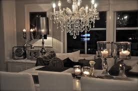 Chandelier Room Lighting Ian Thompson Interiors