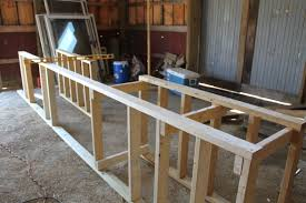 marble countertops outdoor kitchen island frame kit lighting