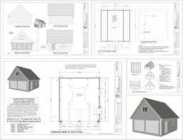 garage loft designs craftsman house plans garage wloft 20 125
