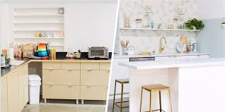 office kitchen furniture see this office kitchen go from drab to delightful after a makeover