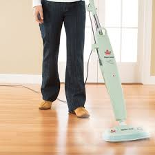 steam mop floor cleaner bissell steam cleaner