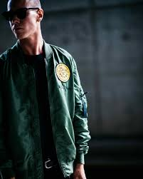 Ex Machina by Deus Ex Machina X Alpha Industries Season Two Deus Ex