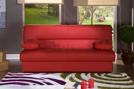 Istikbal Sofa Bed by Regata Sofa Sleeper In Escudo Red By Istikbal Sofa Beds By