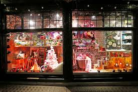 get an exclusive first look at liberty u0027s christmas windows