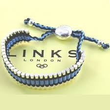 link friendship bracelet images Links of london friendship bracelet blue black 24 00 links jpg