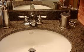 Undercounter Bathroom Sink Glamorous 25 Undermount Bathroom Sink Granite Decorating