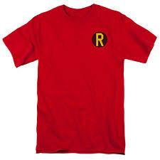 robin shirt costume ebay