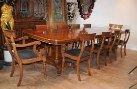 Charming Regency Dining Table And Chairs  On Used Dining Room - Regency dining room
