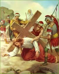 stations of the cross on emaze
