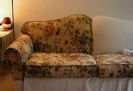 Sofa Seat Cushion Slipcovers My New Slipcover