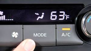 nissan altima 2013 low outside temperature 2013 nissan altima sedan automatic climate controls youtube