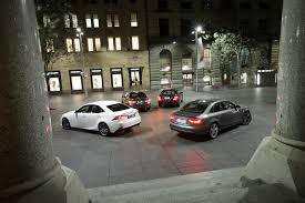 lexus is 200t vs is250 2013 bmw 320i vs audi a4 vs mercedes benz c200 vs lexus is 250