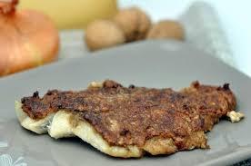 cuisiner du lieu noir recette filet de lieu noir en croûte de noix et comté