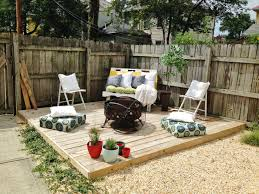 Cost Of Backyard Wedding Back Yard Makeover Beginning In The Middle