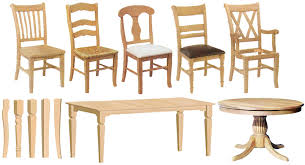 Unfinished Dining Room Furniture Amazing Of Unfinished Furniture Tables Dining Chairs For Awesome