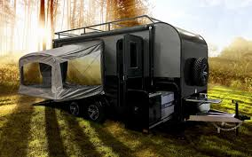Trailer Garage by Intech Xlt Adventure Series Camper Insidehook
