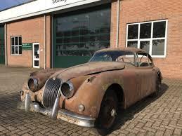 for restoration for sale 1957 jaguar xk150 fhc matching s car for restoration for sale