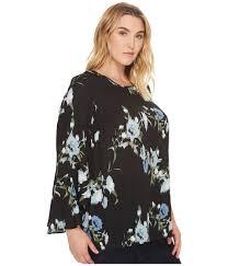 blouse plus size blouses sku 8963051 plus size flared sleeve windswept