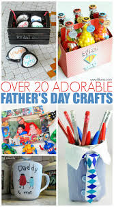 20 easy father u0027s day crafts for kids the mom creative
