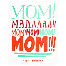 mom birthday card greer chicago unique stationery