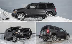 is a jeep patriot a car 2016 jeep patriot take review car and driver