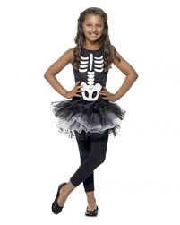 Ballet Halloween Costumes Skeletal Ballerina Children U0027s Costume Dress Tutu
