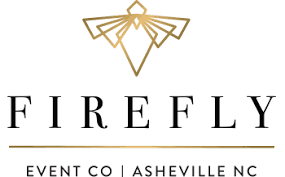 wedding company asheville wedding planner firefly event company