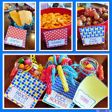 Pool Party Decoration Ideas 6th Birthday Pool Party