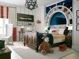 Kids Themed Rooms by Travel Themed Kids Room Interior Design Ideas