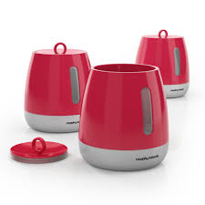 18 red kitchen canisters trademark global university