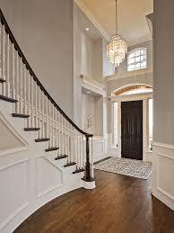 Chandelier Foyer Best 25 Foyer Chandelier Ideas On Pinterest Stairwell For Stylish